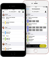 mehr zur Mitarbeiter-App