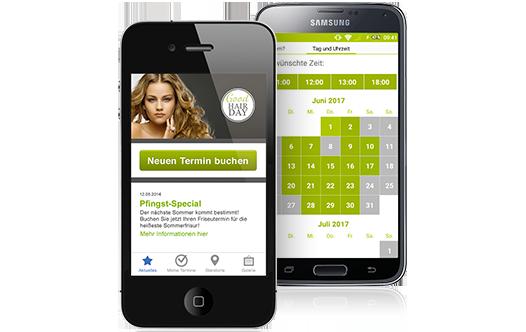 mehr zur App für Ihre Kunden