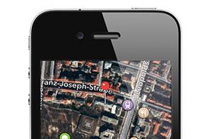 Belbo App Map