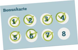 Belbo digitale Stempelkarte