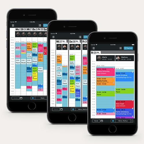belbo app 1 3 kalender dienstplan online termine f r ihren salon. Black Bedroom Furniture Sets. Home Design Ideas